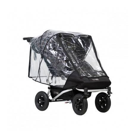 Burbuja lluvia duet 3.0 doble de mountain buggy