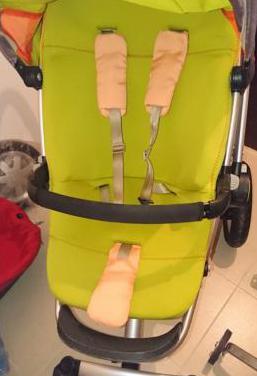 Carro niño quinny buzz 4 duo