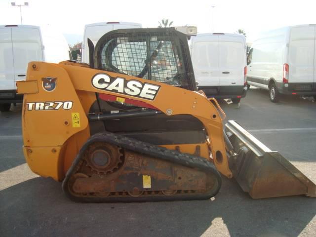 CASE TR 270