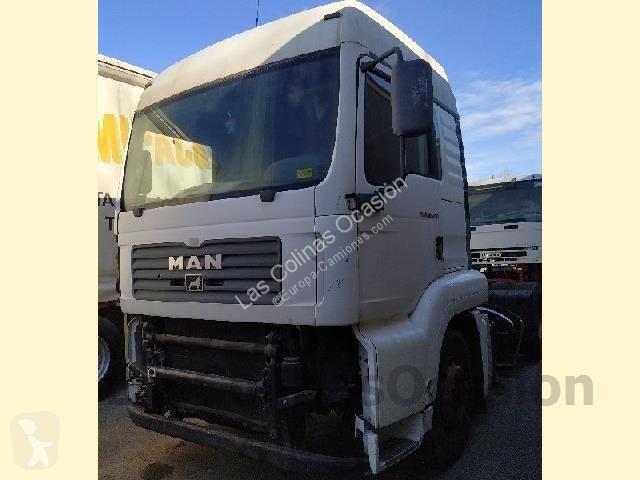 Cabeza tractora MAN TGA 18.410 usado