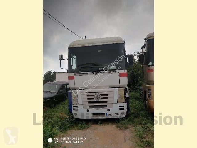 Cabeza tractora Renault 440 18t Euro 3 usado