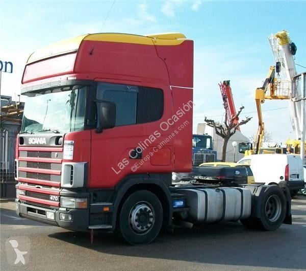Cabeza tractora Scania R P 470; R 470 usado