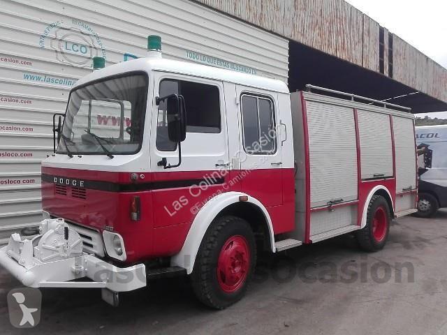 Camión Dodge bomberos BOMBEROS Euro 1 usado