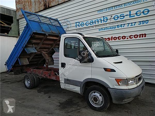 Camión Iveco volquete Daily II 50 C 15 usado