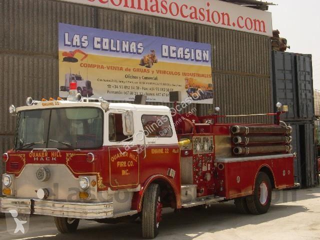 Camión nc bomberos B63 Euro 1 usado