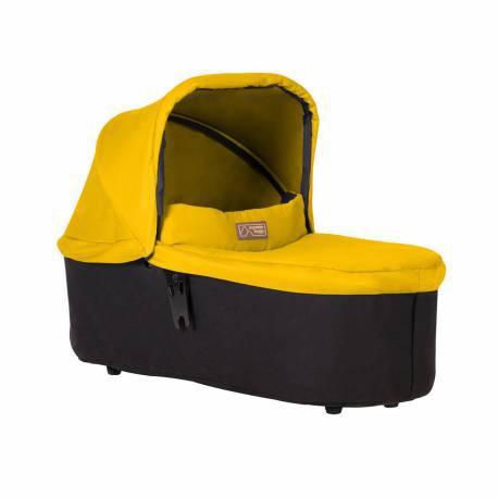Capazo para swift&mb mini amarillo de phil & teds