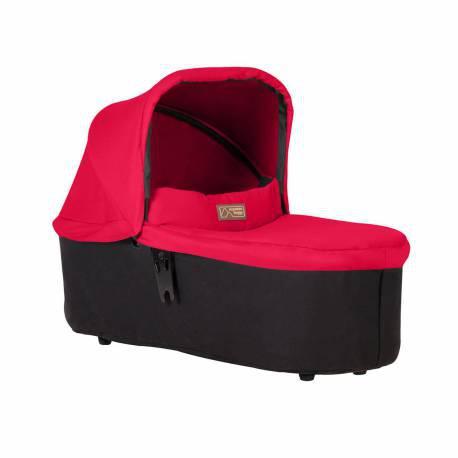 Capazo para urban jungle rojo de mountain buggy