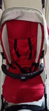 Carrito de bebé (carrito capazo sillita)