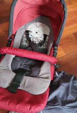 Carrito de bebe - Rider Jane