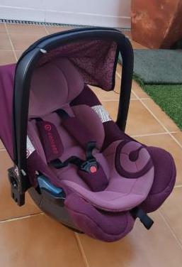 Carro bebé concord neo 3 piezas