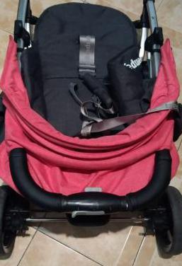 Carro paseo bebe due viva