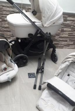 Carro completo bebé inglesina aptica