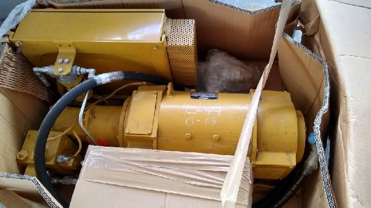 Caterpillar Generador 20 kW imán 279