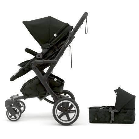 Coche bebe duo baby set neo plus shadow black de concord
