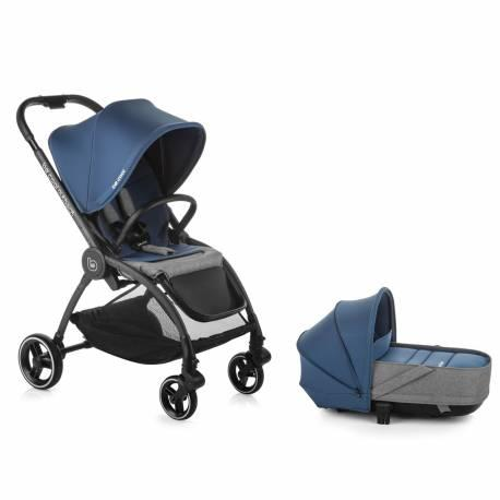 Coche bebe duo outback be solid-ink de be cool