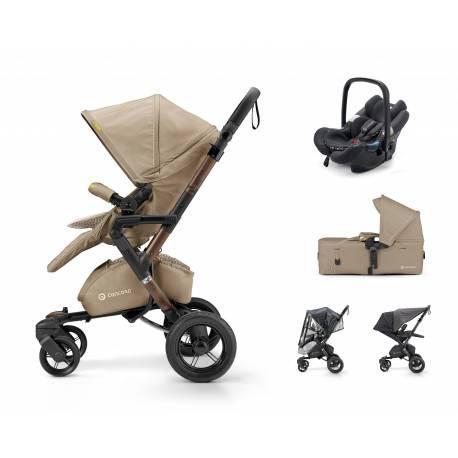 Coche bebe neo mobility-set powder beig de concord