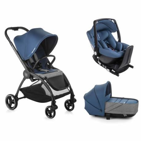 Coche bebe trio outback be solid-ink de be cool
