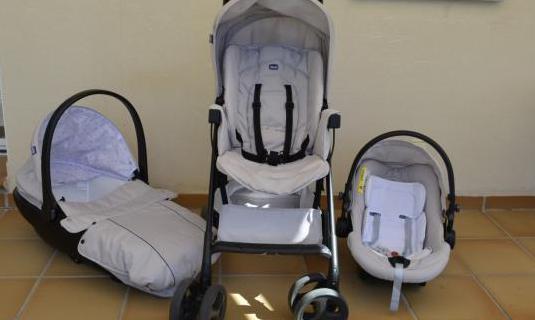 Coches de bebe y sillas de paseo