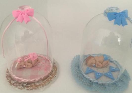Cúpula bebé personalizado