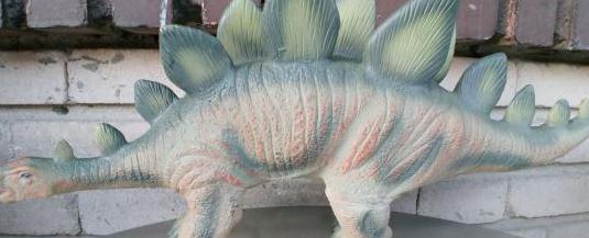 Dinosaurio stegosaurio de toys r us