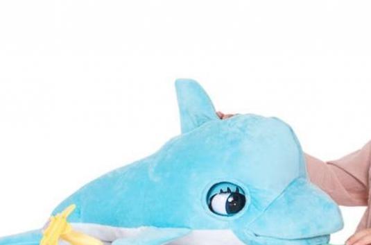 Delfin interactivo