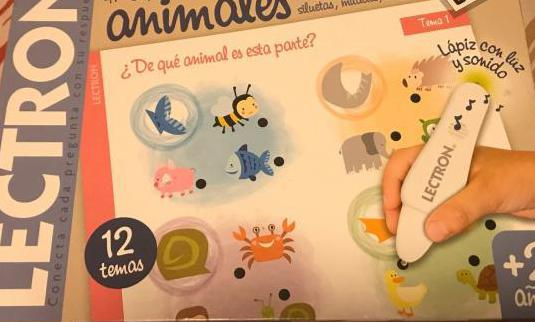 Lectron animales