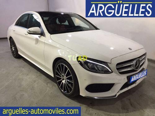 Mercedes benz c 220 amg line 7g