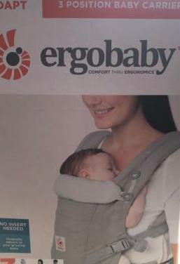 Mochila porta bebes ergobaby adapt