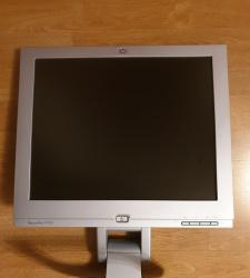 Monitor tft hp pavilion f1703 17pulgadas