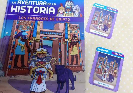 Playmobil los faraones de egipto