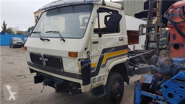 Repuestos para camiones MAN Porte pour camion 10.150 10.150