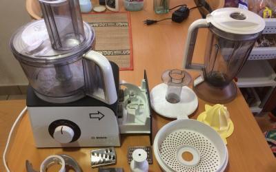 Robot de cocina bosch mcm 4100-01