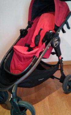 Silleta de paseo plegable para bebé