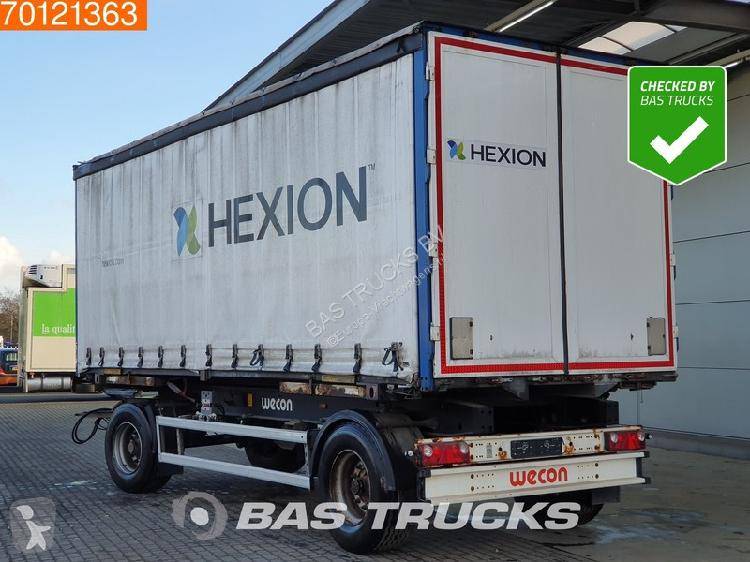 Tractora semi Wecon BDF AW 218 L-SL + Brucke usado
