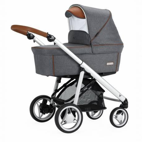Trio coche bebe v pack light chasis anodizado - color ka904