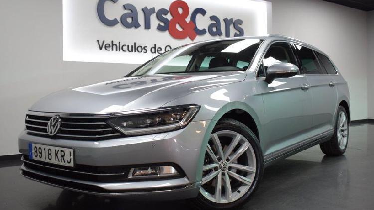 Volkswagen passat variant 2.0tdi sport dsg7 110kw