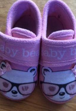 Zapatillas de la casa niña número 27
