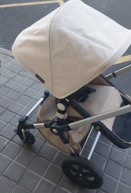 Carro bebe bogaboo camaleón3 completo