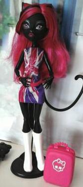 Monster high catty noir london