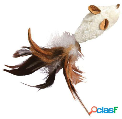 Kong dr.noys cat feather mouse