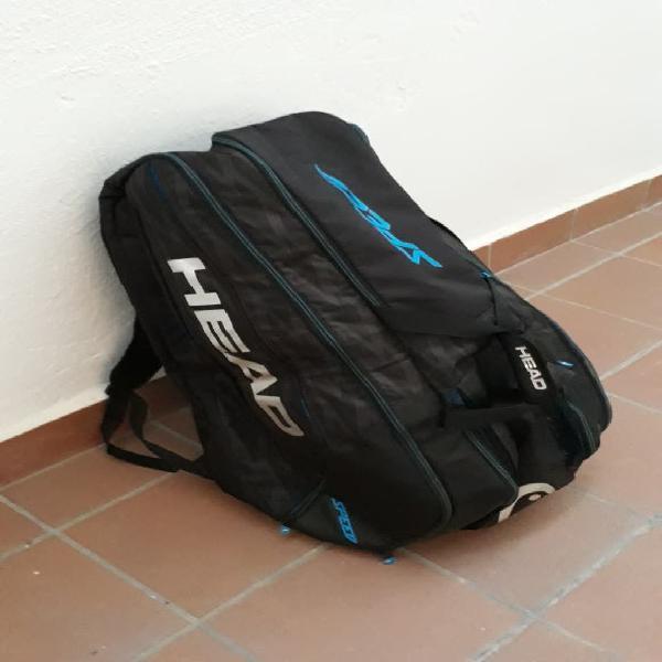 Bolso de tenis head speed profesional