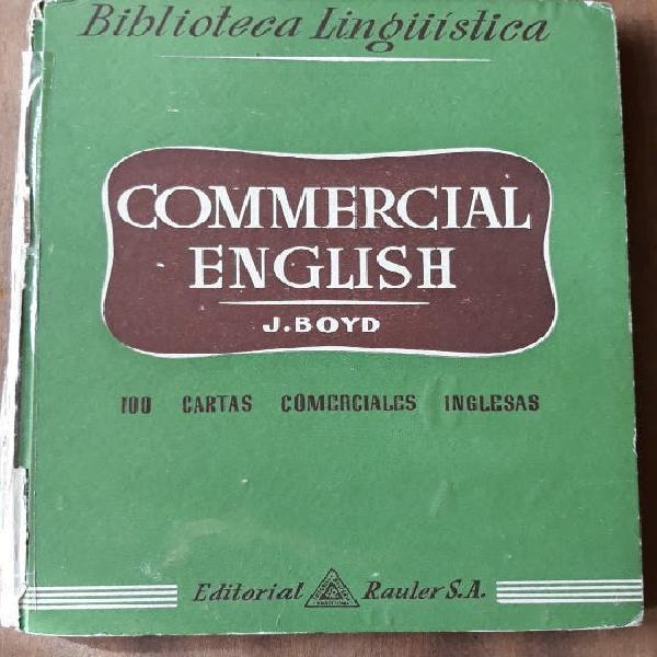 Cartas comerciales en inglés.