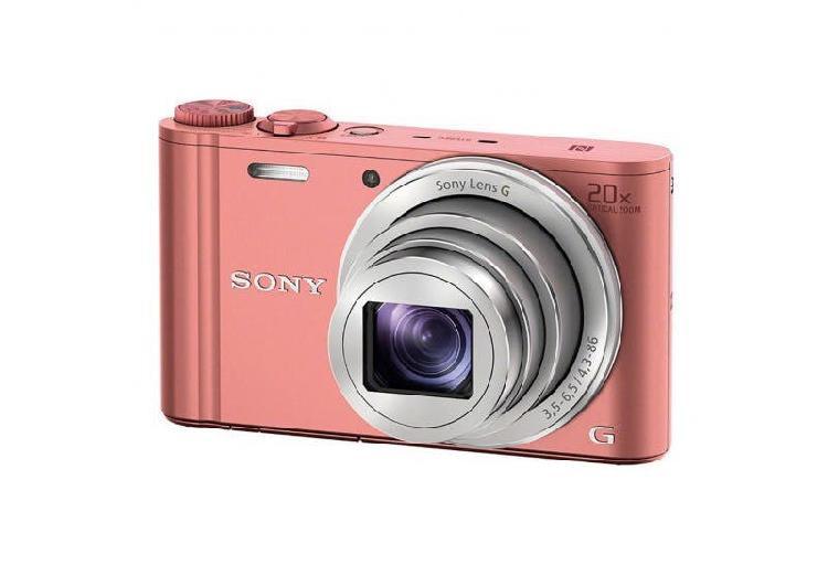 Camara sony dsc-wx350 (zoom 20x)