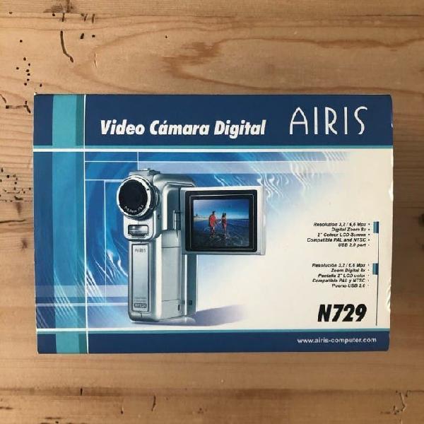 Cámara de vídeo digital airis