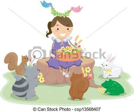 Cuidadora de animales pequeños