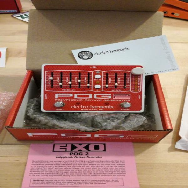 Ehx pog2 + microdesignum midi module