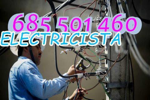 Electricista - presupuesto gratis profesiona