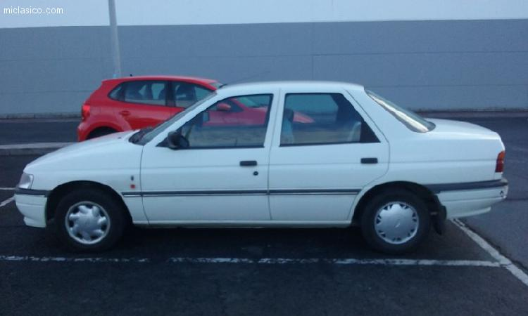 Ford orion guia