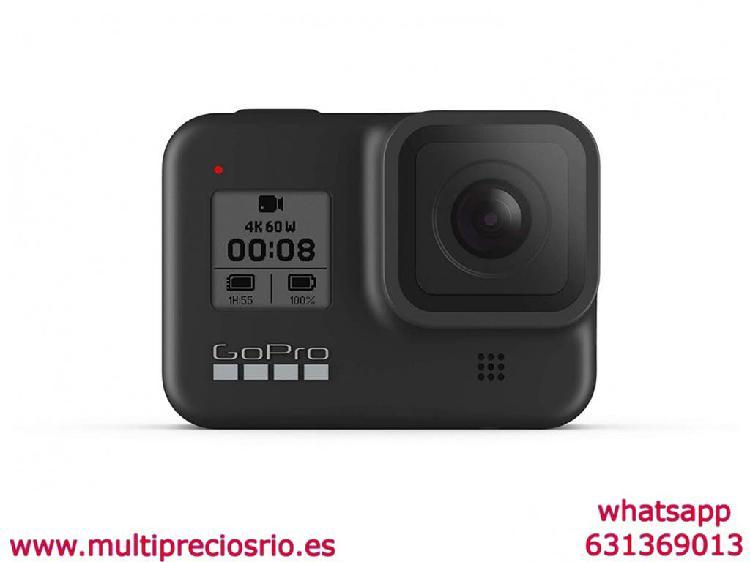 Gopro chdhx-801 hero 8, cámara, black, tamaño úni