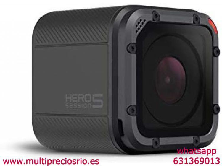 Gopro hero5 session - videocámara de 10 mp (4k, 1